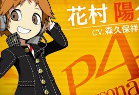 Persona Q2, trailer di Yosuke Hanamura