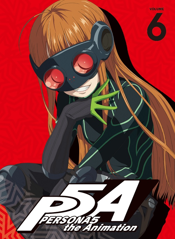 Persona 5 the Animation, volume 6
