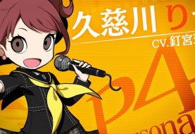 Persona Q2, trailer di Rise Kujikawa