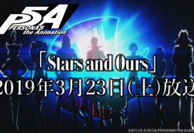 "Persona 5 the Animation ""Stars and Ours"": in onda dal 23 Marzo"