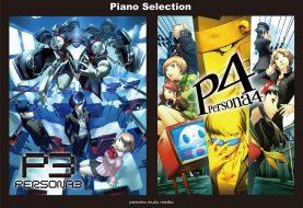 Persona 3 & Persona 4, spartiti per pianoforte in uscita a Marzo