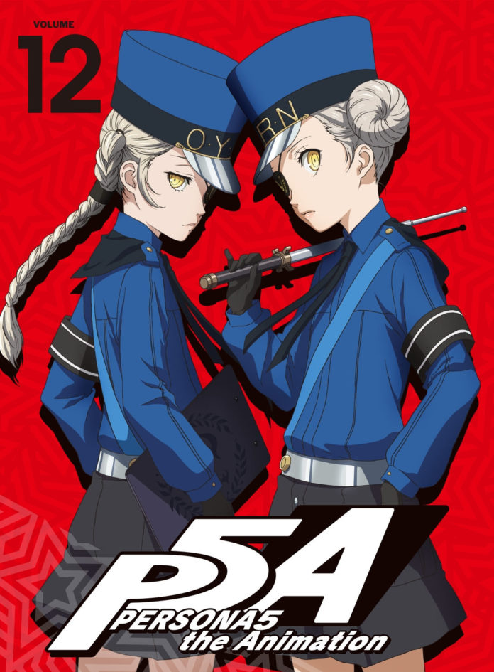 Persona 5 the Animation, volume 12