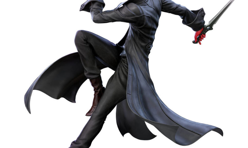 Super Smash Bros. Ultimate, Joker disponibile dal 17 Aprile