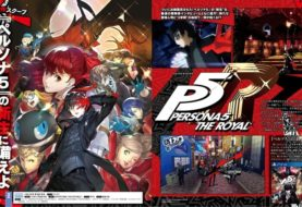Persona 5 The Royal, nuove informazioni e scans