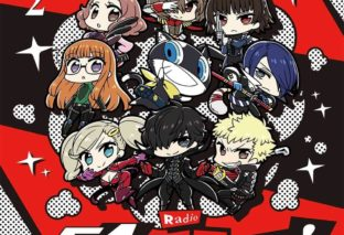 "Persona 5 the Animation, informazioni sul Radio ""Kai-Talk"" DJCD Vol #2"
