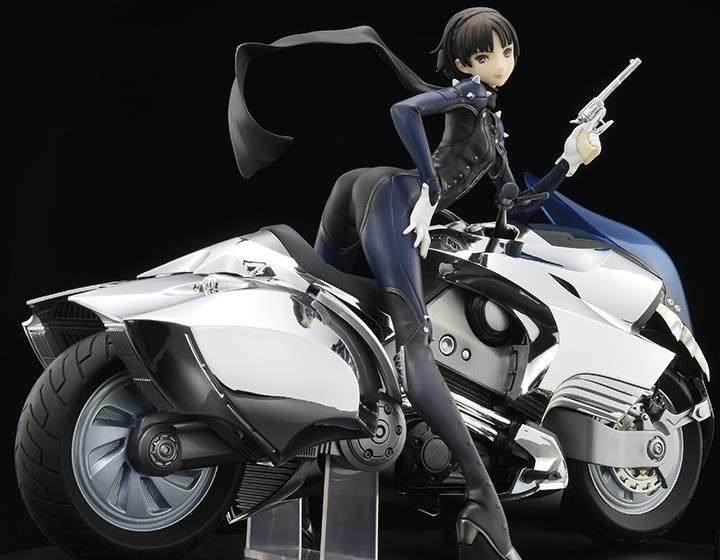 Persona 5: Riedizione della Figure di Makoto e Johanna