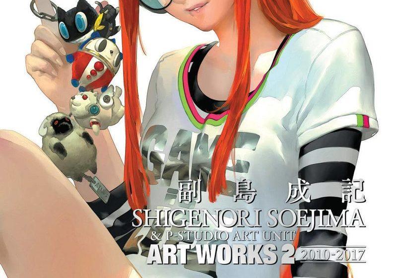 Shigenori Soejima & P-Studio Art Unit: Art Works 2, in uscita in lingua inglese ad Ottobre