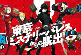 Key art per Persona 5 Real Escape Game