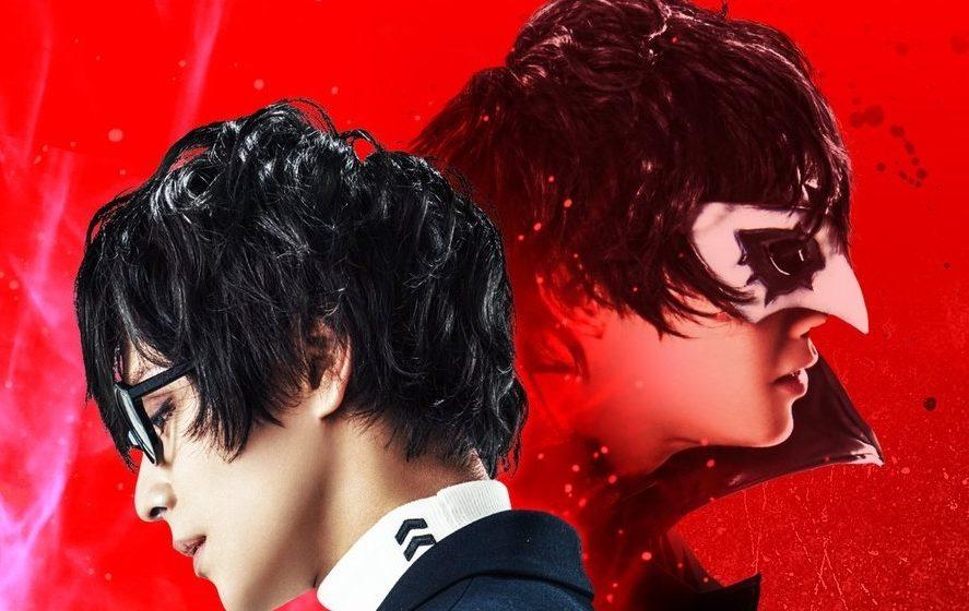 Persona 5 the Stage annunciato