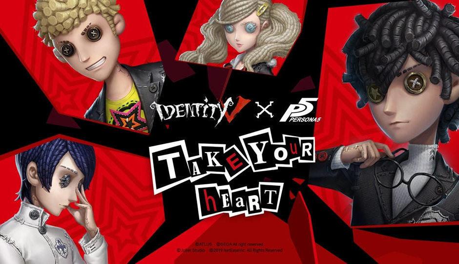 Persona 5 x Identity V: inizia la collaborazione
