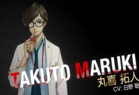 Persona 5 Royal: trailer per Takuto Maruki