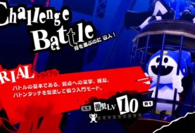 Persona 5 Royal al TGS 2019: nuovo video di gameplay