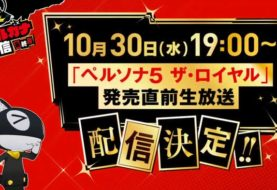 Persona 5 Royal: livestream e mini-concerto per celebrare l'uscita