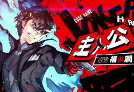 Persona 5 Scramble: trailer per il protagonista