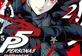 Persona 5: Mementos Mission, mostrata la cover del volume #2