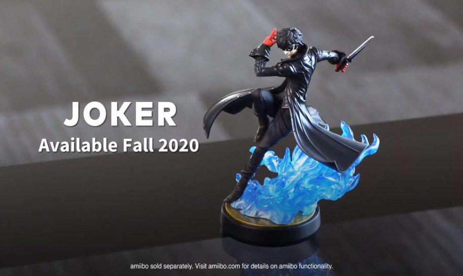 Annunciato l'Amiibo di Joker per l'autunno 2020
