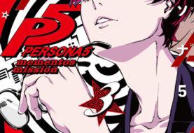 Persona 5: Mementos Mission, mostrata la cover del volume #3