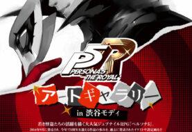 Persona 5 Art Gallery, la mostra che si terrà dal 12 Marzo al 4 Aprile