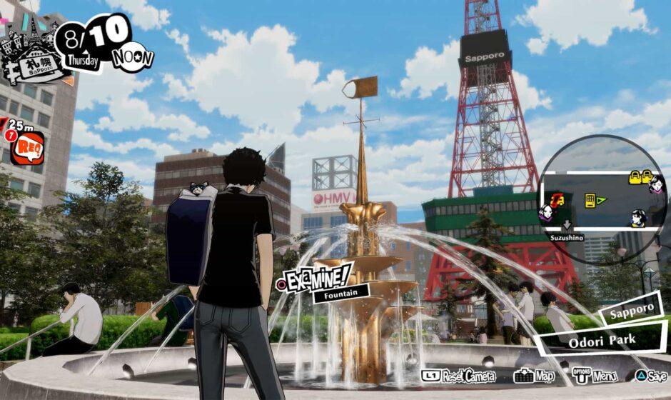 Persona 5 Strikers: pubblicato il trailer di lancio