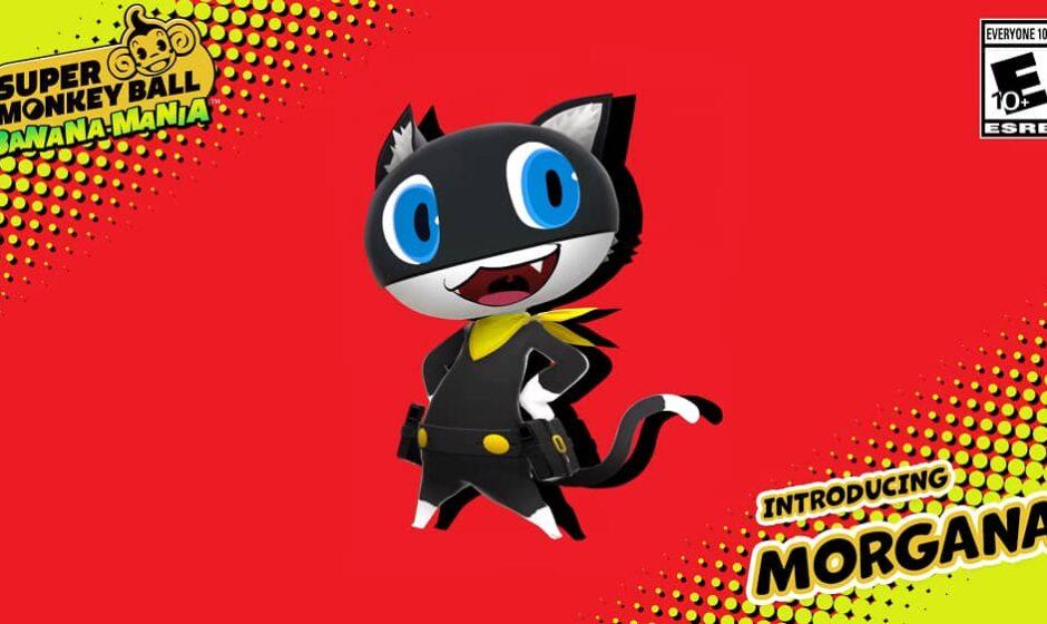Morgana apparirà come personaggio DLC in Super Monkey Ball: Banana Mania